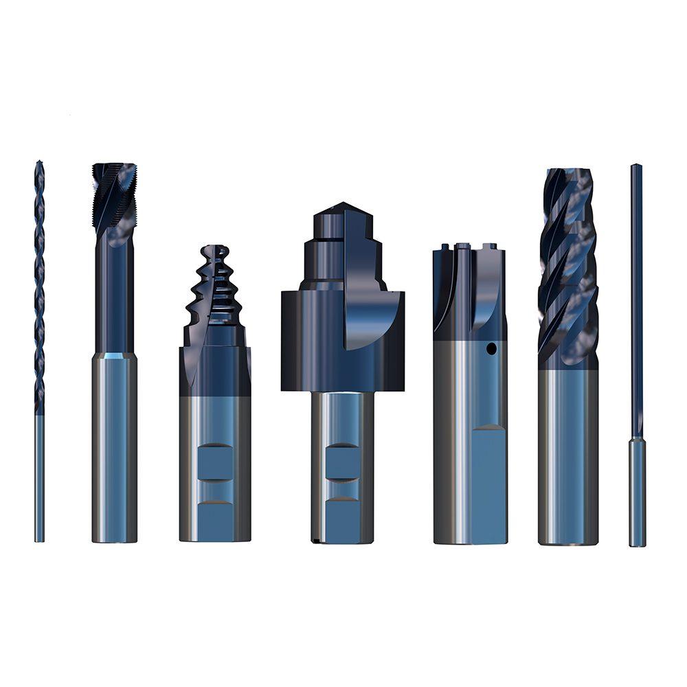 Špeciálne monolitné rezné nástroje
