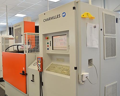 Charmilles robofil 440