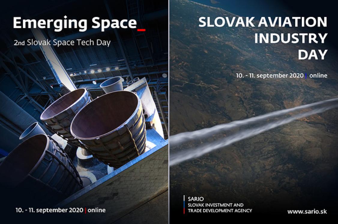 Slovak Space Tech Day & Slovak Aviation Industry Day